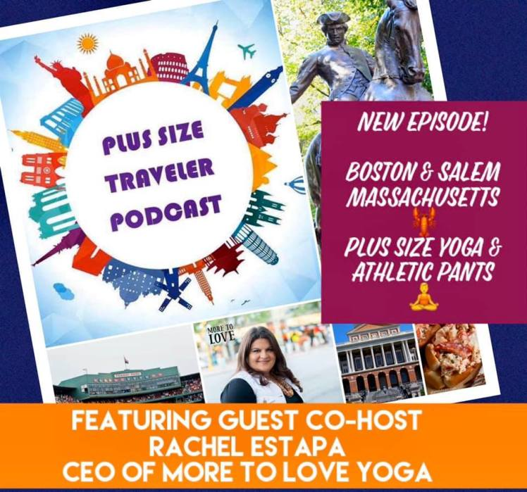 plus size traveler boston image